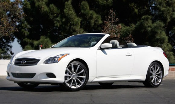 Infiniti G37 Convertible